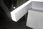 Стойка-столешница с подсветкой, РПК Бризат